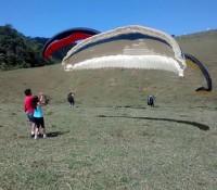 Estágio 1 – Iniciação e voo solo
