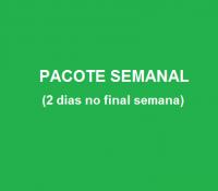 Pacote Semanal – Estágios 2,3,4,5,6 e 7